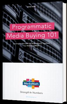 Programmatic Media Buying 101