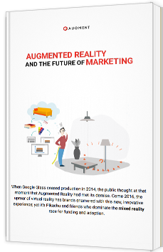 Augmented Reality and the future of Marketing
