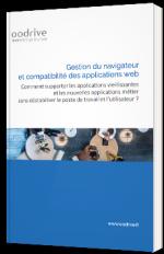 Gestion du navigateur et compatibilité des applications web