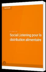 Social Listening pour la distribution alimentaire