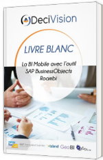 La BI Mobile avec l'outil SAP BusinessObjects Roambi - livre blanc