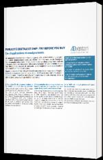 Publicité digitale et DMP : try before you buy