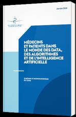 Médecins et patients dans le monde des data, des algorithmes et de l'intelligence artificielle