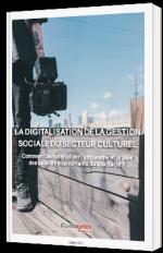 La digitalisation de la gestion sociale du secteur culturel