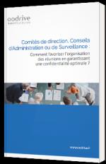 Comités de direction, Conseils d'Administration ou de Surveillance