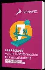 Les 7 étapes vers la transformation organisationnelle