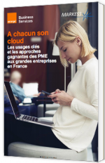 A chacun son Cloud - Les usages clés et les approches gagnantes des PME aux grandes entreprises en France