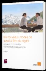 Les nouveaux modes de travail à l'ère du digital