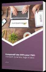 Comparatif des ERPs pour PME: Microsoft Dynamics, Sage & Odoo