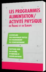 Les programmes alimentation / activité physique en France et en Europe