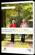 Accueillir et accompagner les résidents dans un environnement de qualité, sécuritaire et dynamique