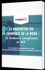 Le baromètre du e-commerce de la mode : les tendances européennes en 2016