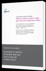 Offrez un service client en ligne pour optimiser l'expérience client