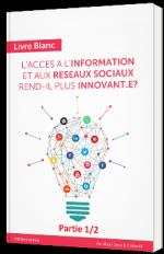 L'accès à l'information et aux réseaux sociaux rend-il plus innovant.e ?