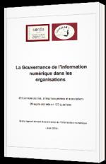 La gouvernance de l'information numérique dans les organisations
