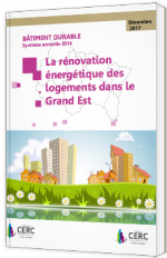 La rénovation énergétique des logements dans le Grand Est
