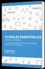 10 règles sur Adwords search