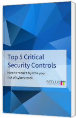 Top 5 Critical Security Controls