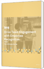 Drive Team Engagement with Employee Recognition
