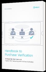 Handbook to Purchase Verification