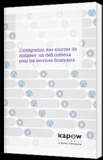 L'intégration des sources de données : un défi coûteux pour les services financiers