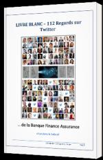 112 regards sur Twitter ... de la Banque Finance Assurance
