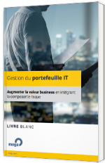 Gestion du portefeuille IT