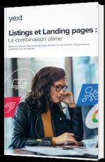 Listings et landing pages - La combinaison ultime