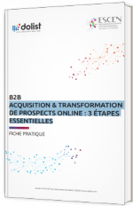 Acquisition et transformation de prospects online : 3 étapes essentielles