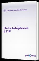 La modernisation du réseau: De la téléphonie à l'IP