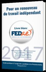 Le livre blanc 2017 pour un renouveau du travail indépendant