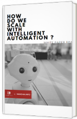 How do we scale with intelligent automation?