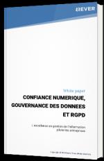 Confiance Numérique, Gouvernance des Données et RGPD