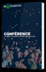 Les thèmes et conférenciers prisés des entreprises en 2018