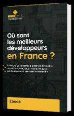 Où sont les meilleurs développeurs en France ?