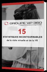 15 statistiques incontournables de la visite virtuelle et de la VR