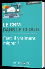 Le CRM dans le Cloud