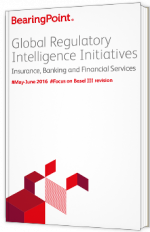 Global Regulatory Intelligence Initiatives - #May-June 2016