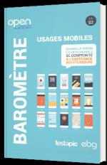 Baromètre Usages Mobiles #1 - Edition 2016