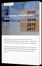 Le guide des analystes pour 2020