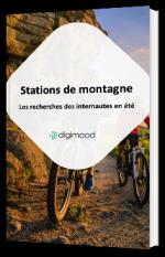 Stations de montagne : les recherches des internautes en été
