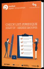 Checklist juridique start-up - grands groupes