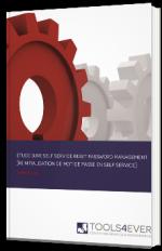 Etude Sure Self Service Reset Password Management (réinitialisation de mot de passe en self service)