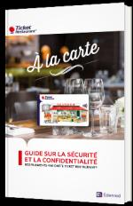 Guide sur la sécurité et la confidentialité des paiements par carte ticket restaurant