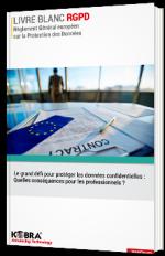 Livre blanc : Règlement européen sur la protection des données