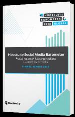 Hootsuite Social Media Barometer