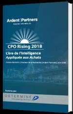 CPO Rising 2018 - L'ère de l'Intelligence appliquée aux achats