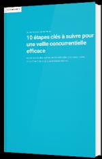 10 étapes clés à suivre pour une veille concurrentielle efficace