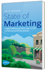 Etat des lieux du marketing (Fifth edition State of Marketing)