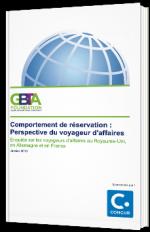 Comportement de réservation : Perspective du voyageur d'affaires